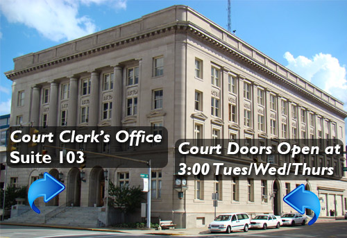 Municipal Court | City of Charleston